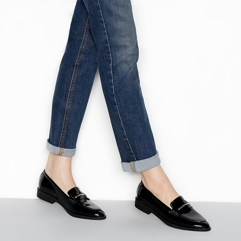 19dac7a99 Principles - Navy 'Conga' Loafers - Female First Shopping