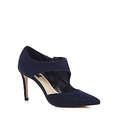 Principles by Ben de Lisi - Navy cut-out high court shoes