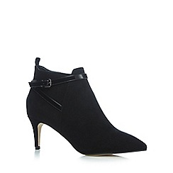 Principles by Ben de Lisi - Black high ankle boots