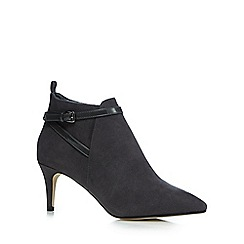 Principles by Ben de Lisi - Grey high ankle boots