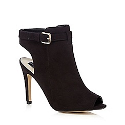 Principles by Ben de Lisi - Black peep toe high sandals