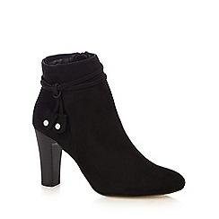 Principles by Ben de Lisi - Black high ankle boots