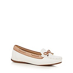 Good for the Sole - Tan wide fit loafers