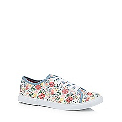 Mantaray - Multi-coloured 'Mary' trainers