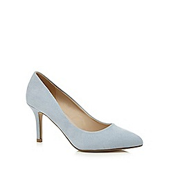 Red Herring - Light blue high pointed shoes