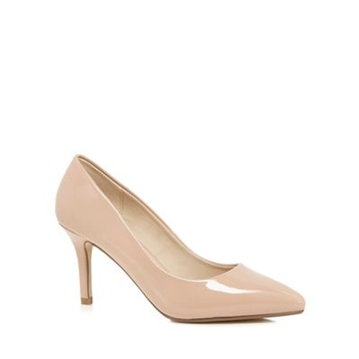 herring patent high heel pointed shoes debenhams