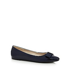 Red Herring - Navy 'Hayley' pumps