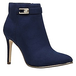 Call It Spring - Ladies ankle bootie with metal detail