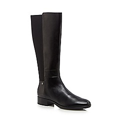 Geox - Black leather 'Felicity' knee high boots
