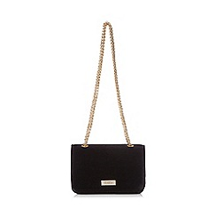 Faith - Black 'Plum' cross body bag