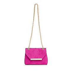Faith - Bright pink 'Paradise' cross body bag