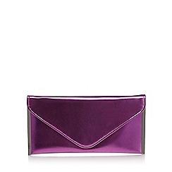 Faith - Pink 'Promise' clutch bag