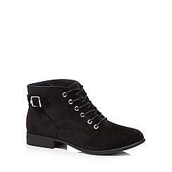 Call It Spring - Black 'Gitana' ankle boots