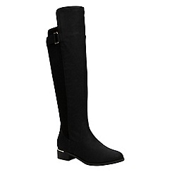 Call It Spring - Ladies knee high boot with metal detail