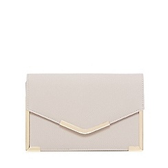 Call It Spring - Grey 'Galalenna' clutch bag