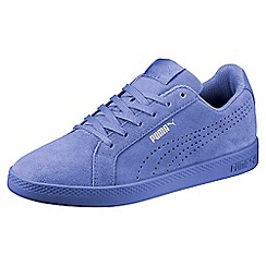 Puma - Light purple smash wns perf sd trainers