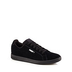 Puma - Black smash wns perf SD