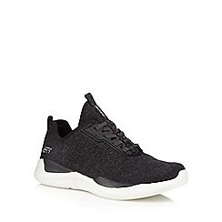 Skechers - Black 'Matrixx' trainers
