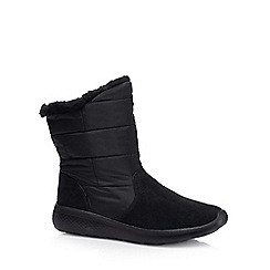 Skechers - Black 'On-The-Go City 2' ankle boots