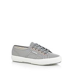 Superga - Dark grey 'Cobinu' trainers