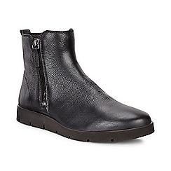 ECCO - Black bella ankle boots