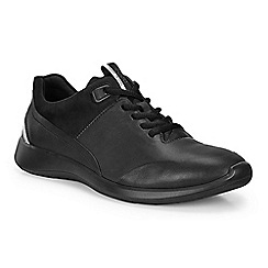 ECCO - Black soft 5 sneakers