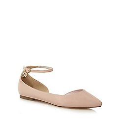 Faith - Light pink 'Al' slip-on shoes