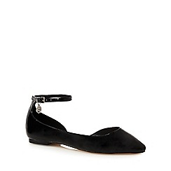 Faith - Black 'Al' slip-on shoes