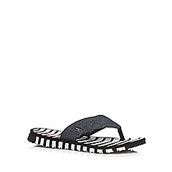 Skechers - Black 'Go Flex Vitality' sandals