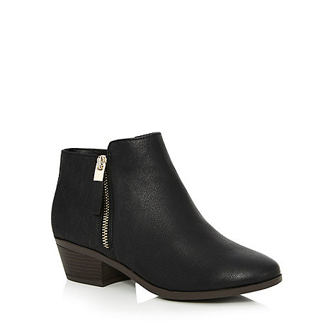 Women's Ankle Boots | Black, Brown & Flat Ankle Boots | Debenhams