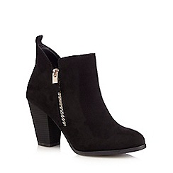 Call It Spring - Black 'Kokes' high boots