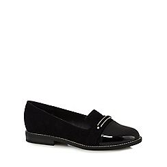 Call It Spring - Black 'Fenadda' loafers