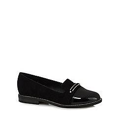 Call It Spring - Black 'Fenadda' loafers