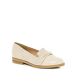 Call It Spring - Cream 'Fenadda' loafers