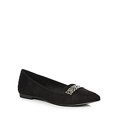 Call It Spring - Black 'Onelle Letampon' loafers