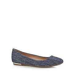 Call It Spring - Navy 'Fibocchi' flat shoes