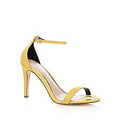 Call It Spring - Yellow 'Liraniel' high sandals