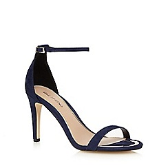 Call It Spring - Blue 'Liraniel' high sandals