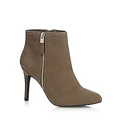 Call It Spring - Green 'Cavolano' high stiletto heel ankle boots