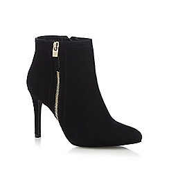 Call It Spring - Black 'Cavolano' high stiletto heel ankle boots