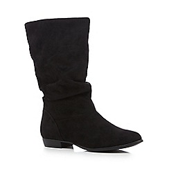 Call It Spring - Black 'Gogali' mid calf boots