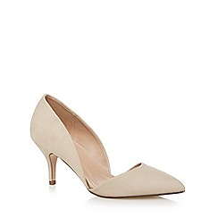 Call It Spring - Beige 'Aliniel' high stiletto pointed shoes