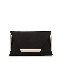 Call It Spring - Black 'Timberlake' clutch bag