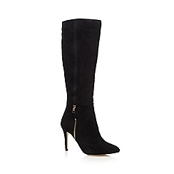 Call It Spring - Black 'Monfils' knee length high boots