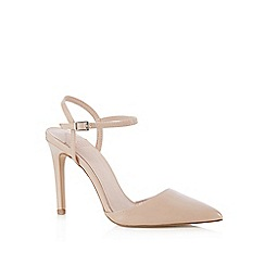 Faith - Light pink 'Charlie' high heel shoes