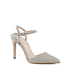 Faith - Grey 'Charlie' high heel shoes