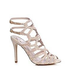 Faith - Light pink high sandals