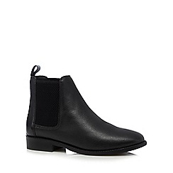 Faith - Black 'Binky' Chelsea boots
