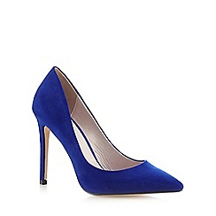 Faith - Blue 'Chloe' textured courts