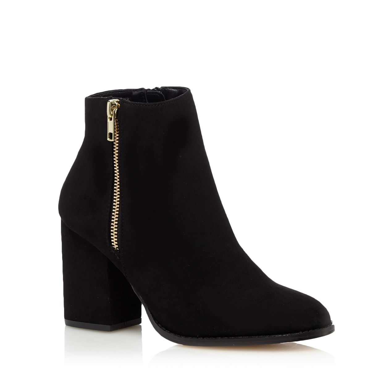 Black Ankle Boots | FP Boots